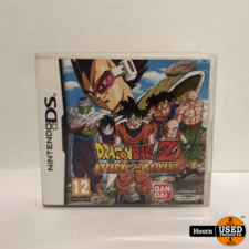 Nintendo DS Game Dragon Ball Z Attack of the Saiyans