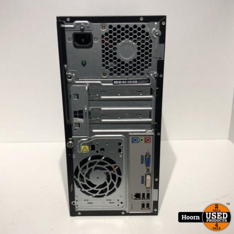 HP Pro 3500 Series MT Desktop | i3 3.40ghz | 4GB Ram | 500GB HDD