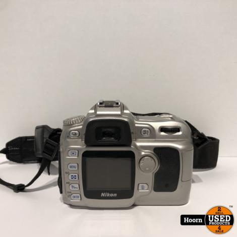 Nikon D50 Spiegelrelfex Camera met Nikon Nikkor 18-55mm Lens en Lader