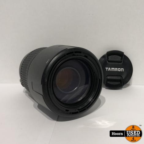 Tamron AF 70-300mm 1:4-5.6 Tele-Macro (1:2) 62 A17 LD Di Lens voor Nikon in Nette Staat