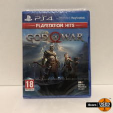 Playstation 4 Game: God Of War Nieuw in Seal
