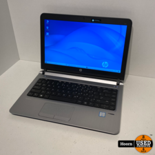 HP Probook 430 G3 13,3 inch Laptop incl. Lader in Nette Staat