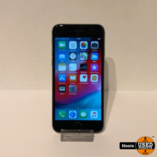 iPhone 6 32GB Space Gray Los Toestel incl. Lader