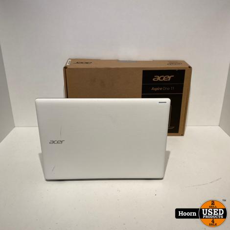 Acer Aspire One 11 A01-132-C0T9 11,6'' inch Laptop Compleet in Doos