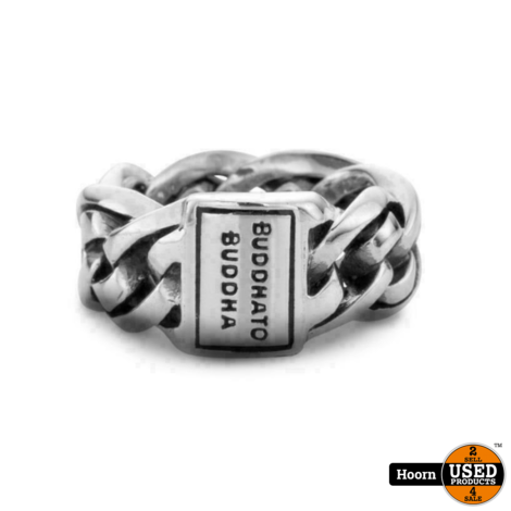 Buddha to Buddha Nathalie Ring 536 mt:18 Nieuw in Pouch