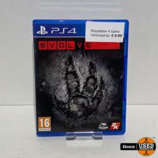 Playstation 4 Game: Evolve