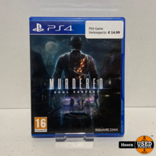 Playstation 4 Game: Murdered Soul Suspect