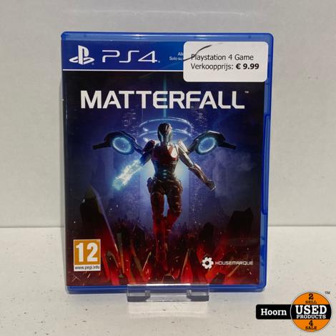 Playstation 4 Game: Matterfall