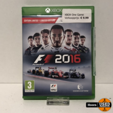 XBOX One Game: F1 2016