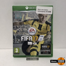 Xbox One game: FIFA 2017