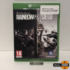 XBOX One Game: Tom Clancy's rainbowsix Siege