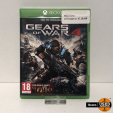 XBOX One Game: Gears Of Wars 4
