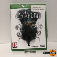 XBOX One Game: Studio Call Of Cthulhu Cyanide