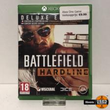 XBOX One Game: Battlefield Hardline Deluxe Edition EA