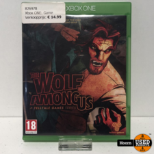 XBOX One Game: The Wolf Amongus