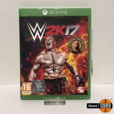 XBOX One Game: W2K17