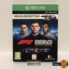 XBOX One Game: F1 2018