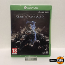 XBOX One Game: Middle Earth Shadow Of War