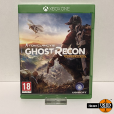 Xbox One Game: Tom Clancy's Ghost Recon Wildlands
