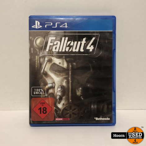 PS4 Game: Fallout 4
