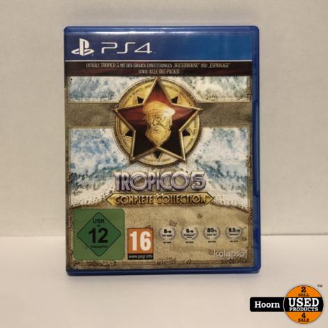 PS4 Game: Tropico 5