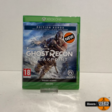 Xbox One Game: Ghost Recon Breakpoint Auroa Editie Nieuw in Seal
