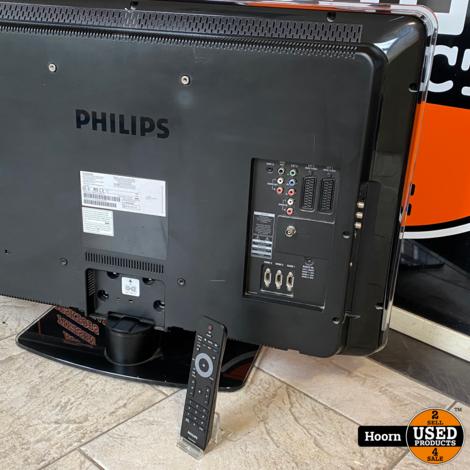 philips 32PFL7403D Zwart 32'' inch HD Ready TV Met Afstandsbediening