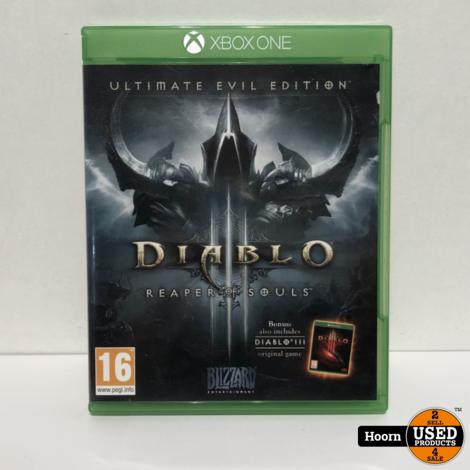XBOX One Game: Diablo