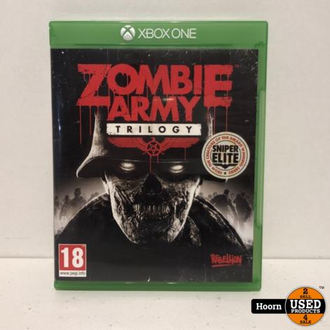 Xbox One Game: Zombie Army Trilogy