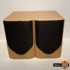 Mission M31 Bookshelf Speakers 75W