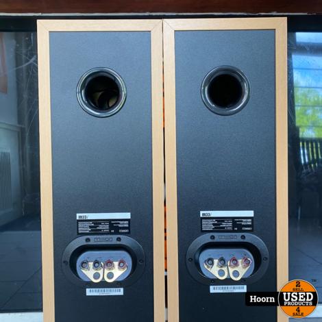 Mission M33i Vloer Speakers 100W incl. Handleiding