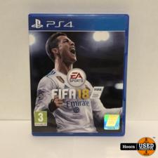 Playstation 4 Game: Fifa 2018