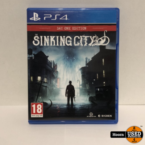Playstation 4 Game: The Sinking City