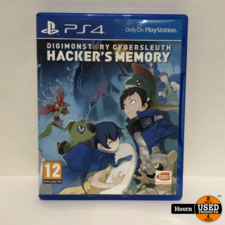Playstation 4 Game: Digimon Story Cyber Sleuth Hacker's Memory