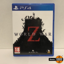 Playstation 4 Game: World War Z