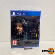Playstation 4 Game: Death Stranding Nieuw in Seal