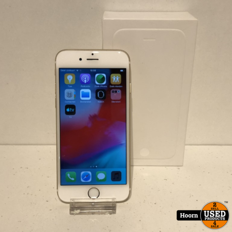 iPhone 6 16GB Gold in Doos incl. Lader