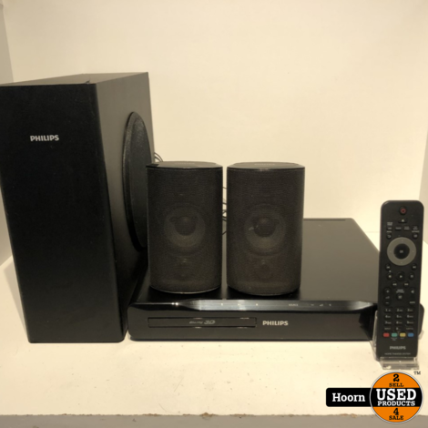 Philips HTS3261 2.1 Blue-ray Home Cinema Set incl. Afstandsbediening