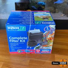 HOZELOCK Complete Filterset 12000 Nieuw in Doos