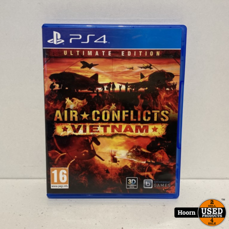 PS4 Game: Air Conflicts Vietnam