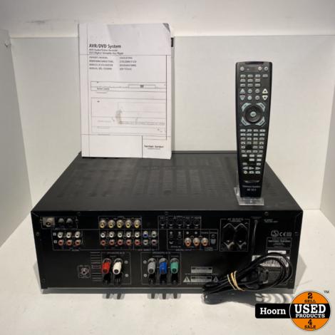 Harman Kardon AVR130 Receiver/Versterker incl. Afstandsbediening en Boekje