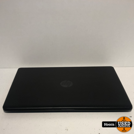 HP 15-bw082nd 15.6'' Laptop incl. Lader
