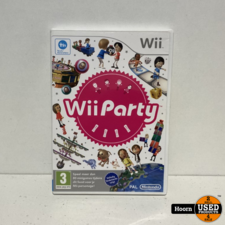 Nintendo Wii Game: Wii Party