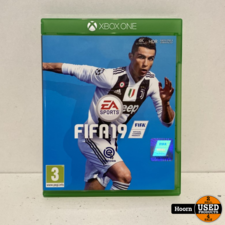 XBOX One Game: FIFA 19