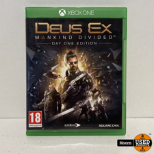 XBOX One Game: Deus Ex Mankind Divided Day One Edition