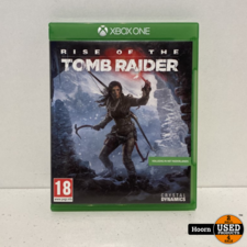 XBOX One Game: Rise Of The Tomb Raider