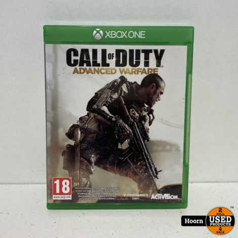 XBOX One Game: Call Of Duty Advanced Warfare