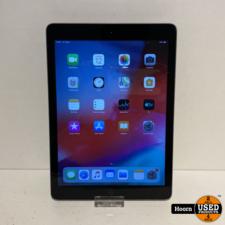 Apple iPad iPad Air 1 16GB Wifi Space Gray Losse Tablet met Nieuw Scherm en Lader
