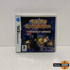 Nintendo DS Game: Pokemon Mystery Dungeon Explorers Of Darkness