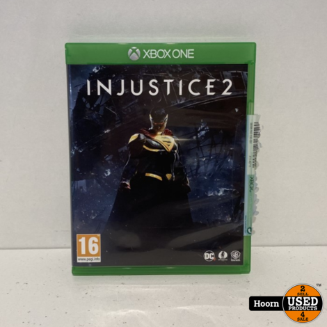 Xbox one Game: Injustice 2